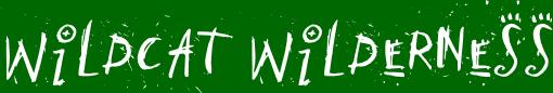 Wildcat Wilderness