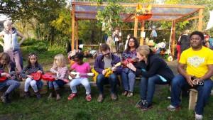 halloween ukulele class