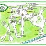 Wilderness map