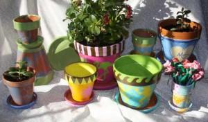 painted-flower-pot-childrens-craft
